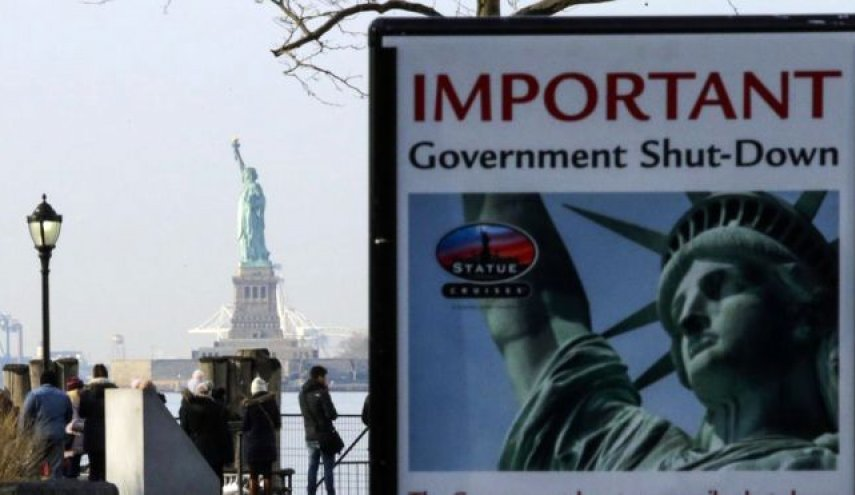 Photo of US shutdown: Government services closed as working week begins