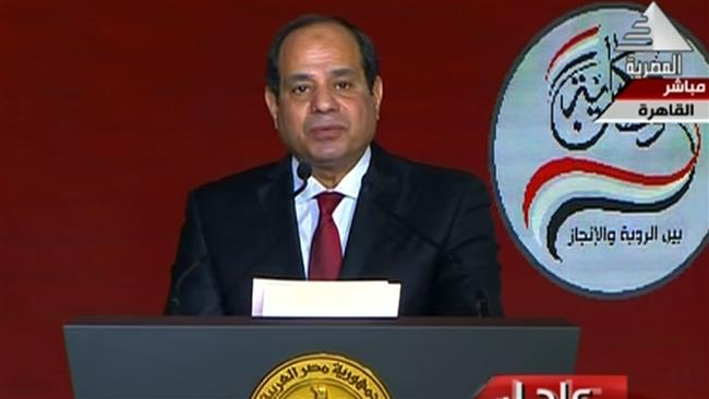 Photo of Egypt's Dictator zionist Sisi to stand for re-election in March vote
