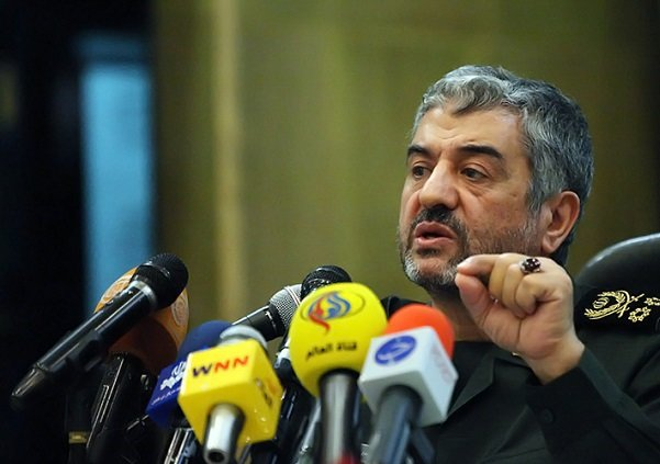 Photo of IRGC's cmdr says recent anti-Iran plot defeated
