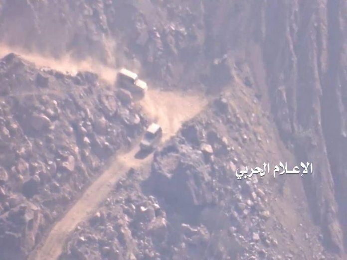 Photo of PHOTOS: Yemen Hezbollah Houthi forces sent many zionist Saudi soldiers to hell after big ambush in Jizan