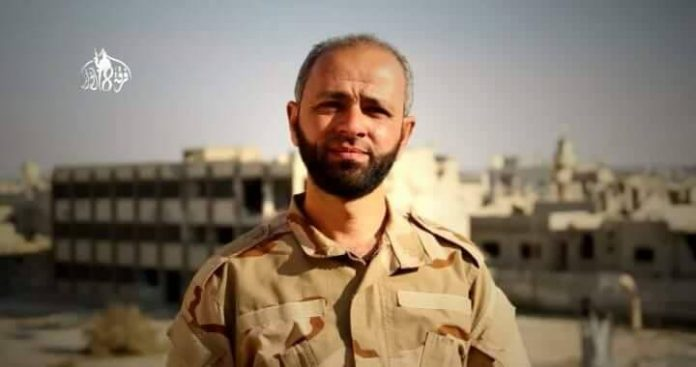 Photo of High ranking FSA commander assassinated in southern Syria