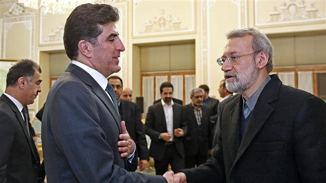 Photo of Kurdistan security very important to Iran: Larijani