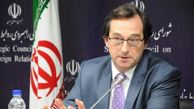 Photo of UK says Iran's domestic affairs 'none of our business'