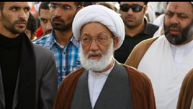 Photo of Bahraini top cleric hospitalized after long delay for urgent treatment