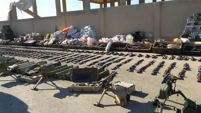 Photo of Syrian army finds zionist israeli-made mines, chemicals in eastern Dayr al-Zawr
