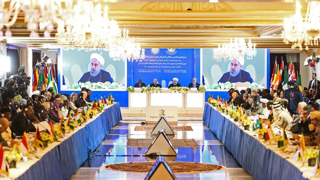 Photo of After collapse of Daesh, Palestine back as Muslim world's top priority: Rouhani