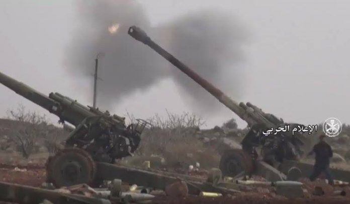 Photo of Breaking: Syrian Army retakes 4 lost towns in southeast Idlib as Al-Qaeda offensive stumbles