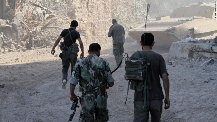 Photo of Syrian Army unleashes heavy assault in east Damascus