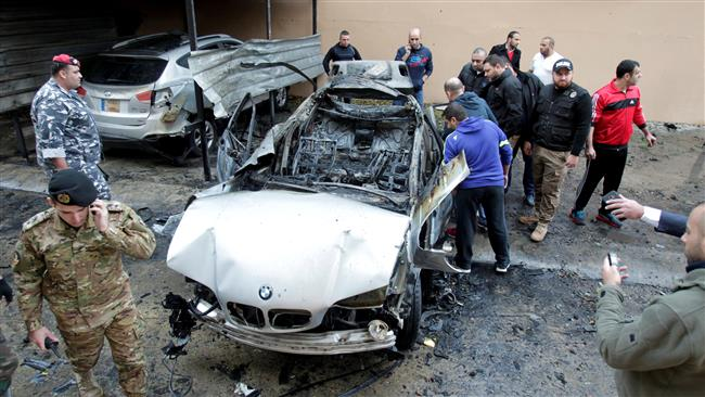 Photo of Israel's Mossad behind Lebanon car bomb attack against Hamas member: Report