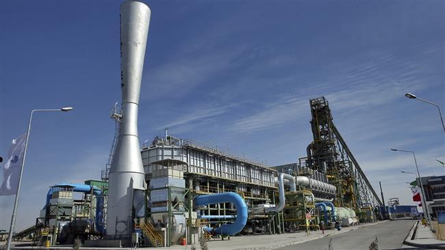 Photo of Iran opens third DRI steel mill using domestic technology