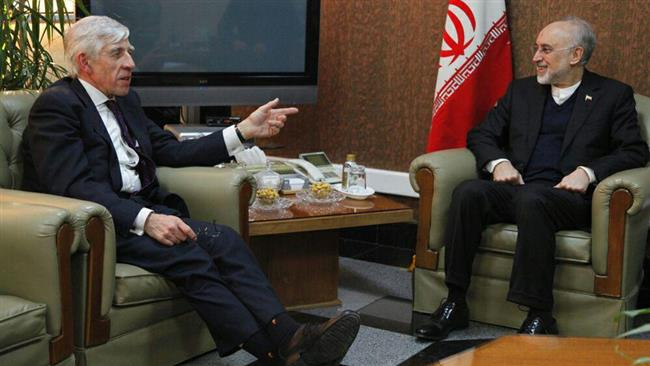 Photo of Disagreement with Iran not beneficial to European troika: AEOI head