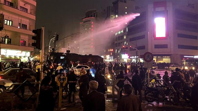 Photo of Unrest in Iranian cities will soon end : Deputy interior minister
