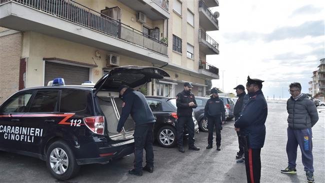 Photo of Police nab 200 in anti-mafia op in Italy, Germany