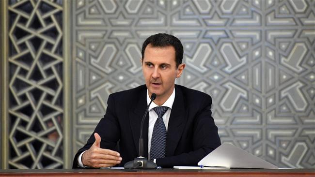 Photo of Assad blasts Turkey's support for terror groups in Syria