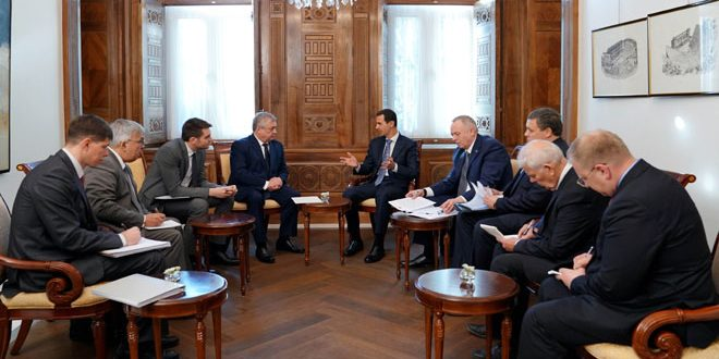 Photo of Syria's cooperation with allies foils Western plots: Assad