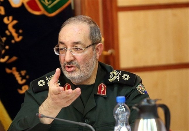 Photo of Military official: US orchestrating propaganda campaign against Iran