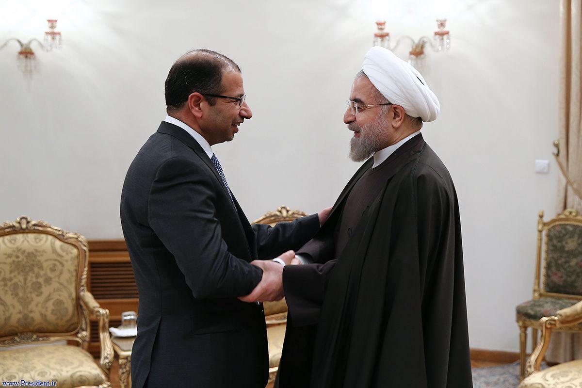 Photo of President Rouhani: Iran wants united Iraq
