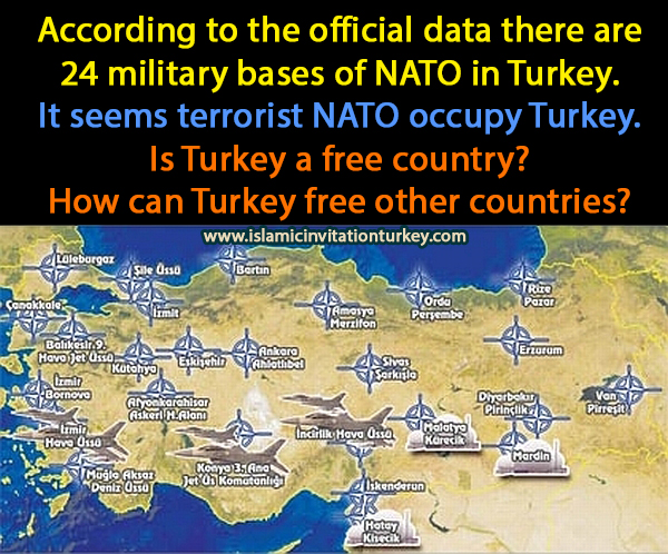 Photo of Excl- NATO and USA military bases in Turkey