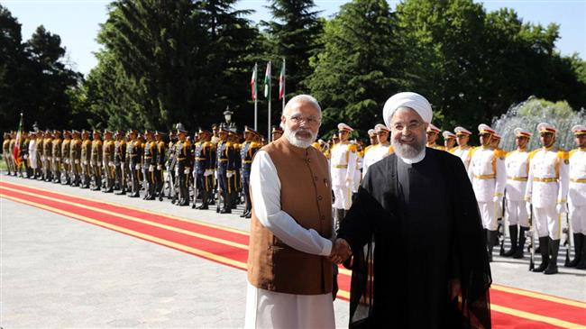 Photo of Indian investments on top of Rouhani's visit