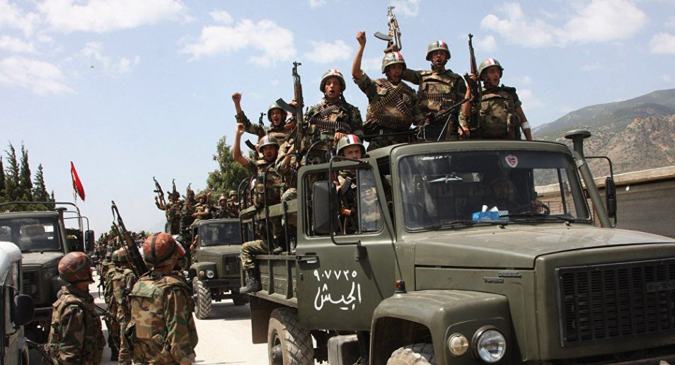 Photo of Breaking: Syrian Army rushes new forces from across Syria to east Damascus