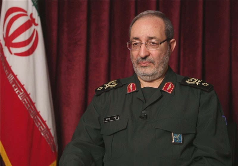 Photo of Resistance 'A Thorn in Eye' of US, israel: Iranian Commander