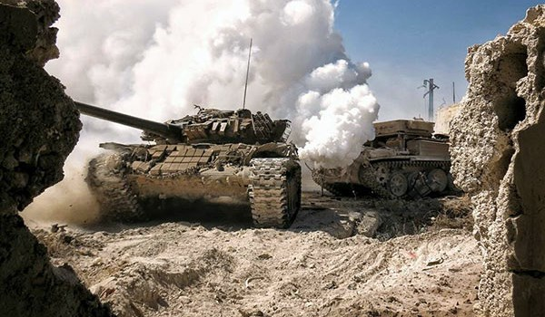 Photo of Syria in Last 24 Hours: Army Repels Terrorists' Attack on Gov't Positions in Damascus
