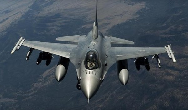 Photo of Satanic US Fighter Jets Continue Green-on-Blue Bombing in Eastern Syria