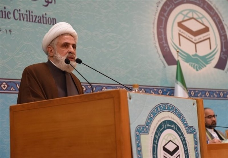 Photo of Iran Has Protected Region from Israeli Expansionism: Hezbollah's Sheikh Qassem