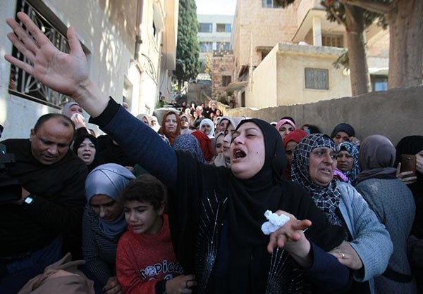 Photo of Photos- Funeral Held for Palestinian Killed in Clashes With Israeli Forces