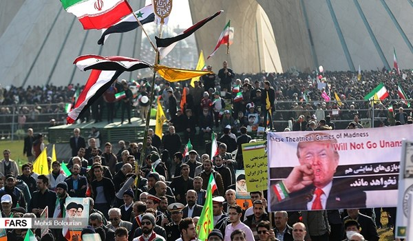 Photo of Feb. 11 Rallies' Statement: Iranian People Still See US as No. 1 Enemy