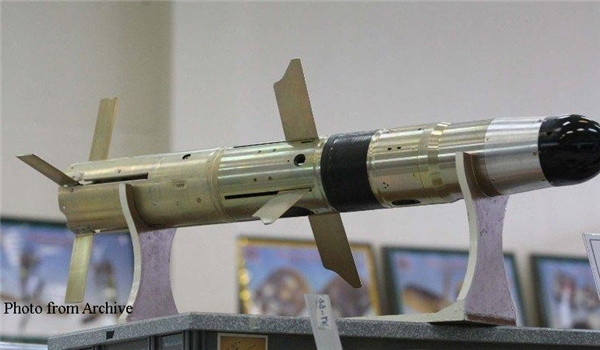 Photo of IRGC Unveils New Anti-Armor Missile, Inaugurates Aviation Training Center