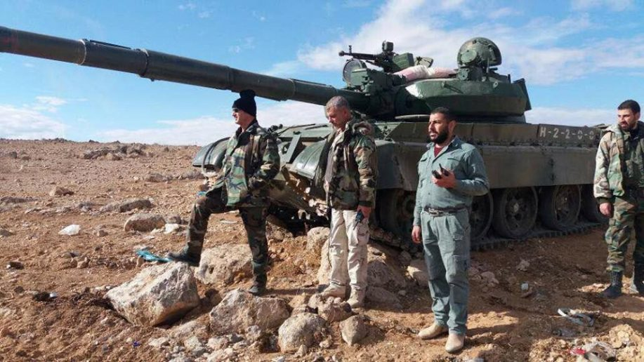 Photo of Syrian Army plan for ISIS pocket in northwest Syria revealed – inside sources