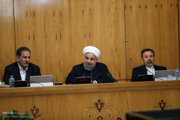 Photo of Iran Pres. Rouhani calls for massive turnout to Feb. 11 rallies