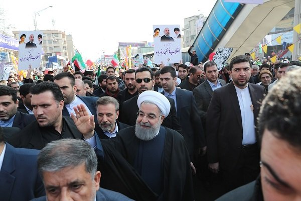 Photo of Feb.11 rallies: Feb. 11 massive turnout response to US, Zionists conspiracies against Iran, region