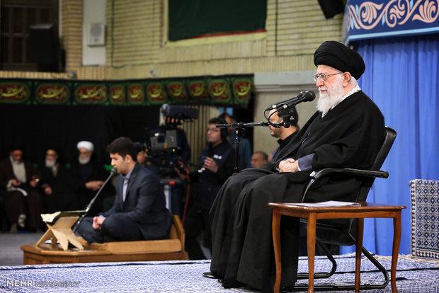 Photo of PHOTOS: Leader of Islamic Ummah and Oppressed Imam Ali Khamenei receives people of East Azerbaijan