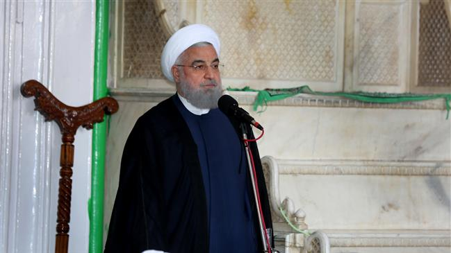 Photo of Visiting India, Rouhani emphasizes Muslim unity against enemies