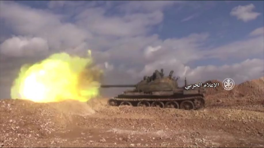 Photo of Breaking: Syrian Army snatches 2 more towns in northeast Hama as troops prepare to strike at key ISIS stronghold