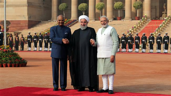 Photo of India officially welcomes Iranian President Rouhani