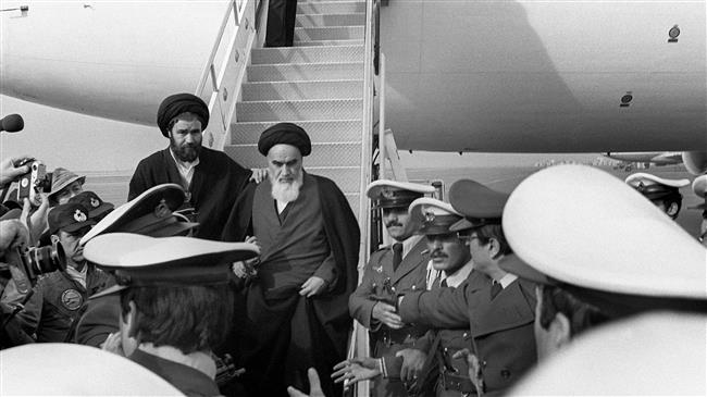 Photo of Photo gallery: Iran's Islamic Revolution and Hazrat Imam Khomeini(ra)