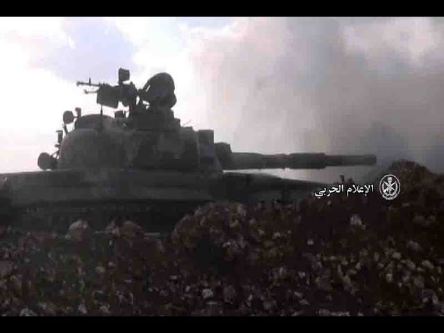Photo of Syrian Army captures several areas after intense battle with ISIS in northeast Hama