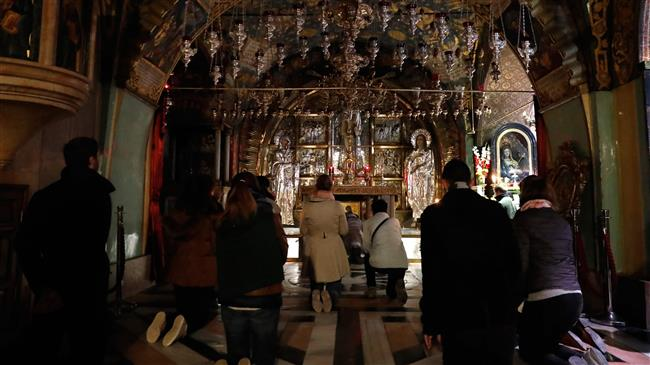 Photo of Jerusalem al-Quds church reopens as terrorist israel backtracks on controversial plans