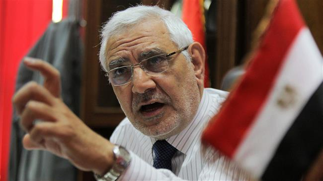 Photo of Egypt detains opposition figure Abol Fotouh ahead of presidential election