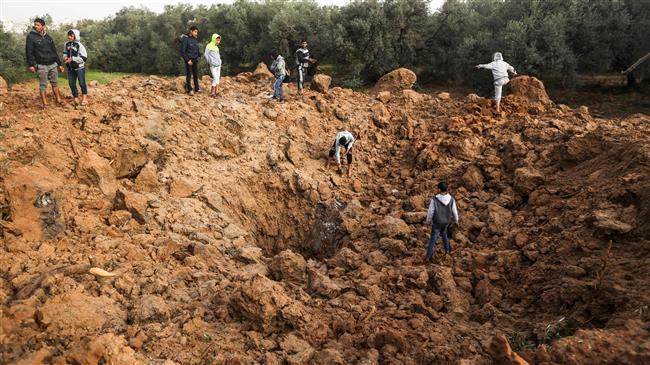 Photo of Israel escalates Gaza attacks with new airstrike