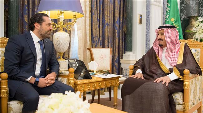 Photo of A thousand faces Hariri visits Riyadh for 1st time since shock 'resignation'