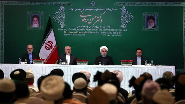 Photo of Takfiri groups, a creation of West to divide Muslims: Iran president