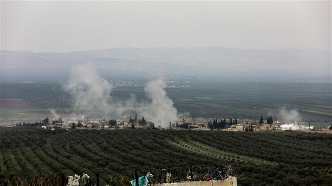 Photo of Turkish military not avoiding civilians in strikes against Syria's Afrin HRW says