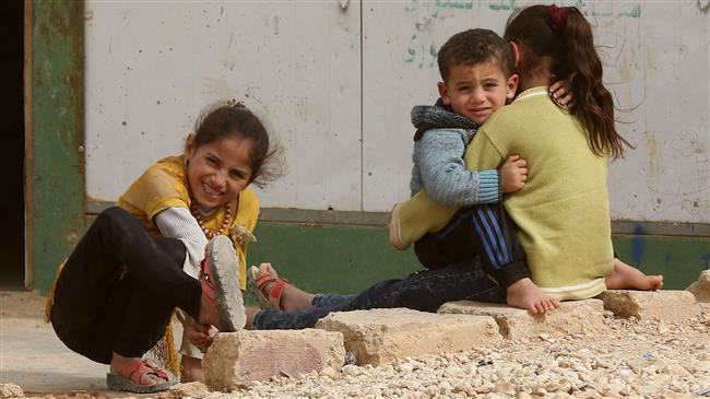 Photo of UNICEF says 85 percent of Syrian refugee children in Jordan live in poverty