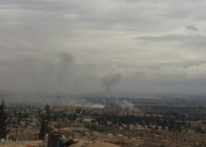 Photo of Syrian Army advances in East Ghouta suburb after intense battle