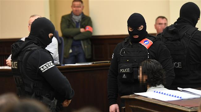 Photo of Sole surviving suspect in 2015 Paris attacks goes on trial