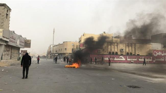 Photo of Bahrainis stage nationwide rallies, general strike to mark uprising anniversary